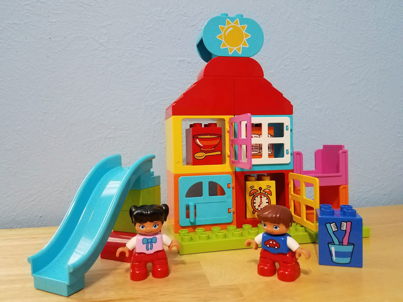 Lego Duplo Playhouse Set