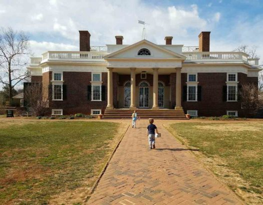 Monticello homeschool field trip